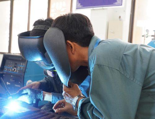 Chương trình đào tạo ngành Kỹ thuật Hàn công nghệ cao (Giảm 70% học phí) – Bậc cao đẳng