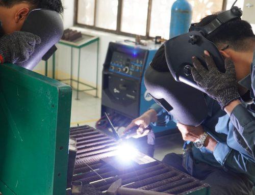 Chương trình đào tạo ngành Kỹ thuật hàn công nghệ cao – Bậc Trung cấp – Khoa Cơ khí