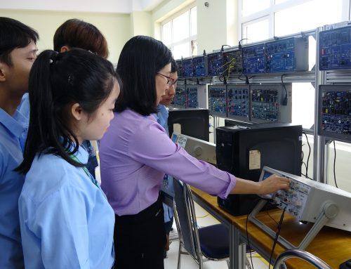 Chương trình đào tạo ngành Điện tử công nghiệp – Bậc Cao đẳng