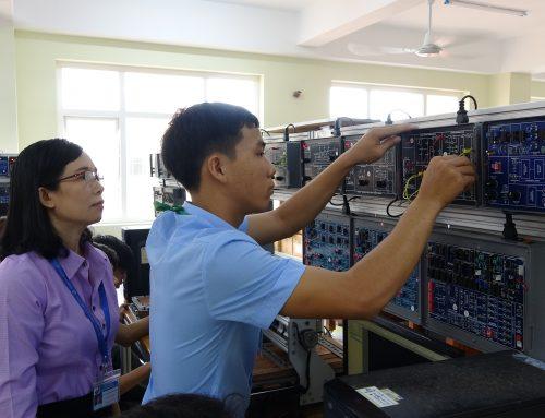 Chương trình đào tạo ngành Điện tử công nghiệp – Bậc Trung cấp