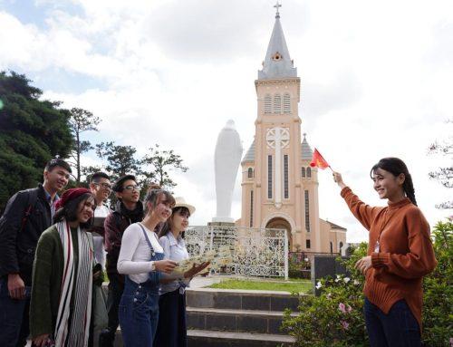 Chương trình đào tạo ngành Hướng dẫn du lịch (Hướng dẫn viên, Nghiệp vụ du lịch) – Bậc Cao đẳng