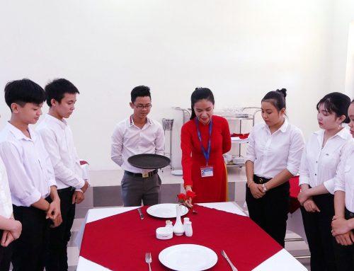 Chương trình đào tạo ngành Quản trị nhà hàng và dịch vụ ăn uống – Bậc cao đẳng – Khoa QT-DL-TT