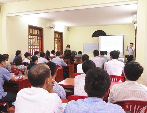 MITC tổng kết khóa học CEO cho 28 học viên FOCOCEV Việt Nam