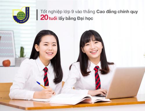 Tuyển sinh ngành nghề trung cấp năm 2021