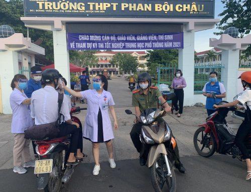 Phú Yên – Gấp rút triển khai các công tác chuẩn bị tổ chức Tốt nghiệp THPT Quốc gia Đợt 2 năm 2021